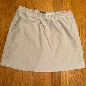 Nike dri-fit skort light purple, matching skirt an